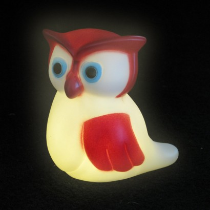 battery operated woodland owl led night light. Black Bedroom Furniture Sets. Home Design Ideas