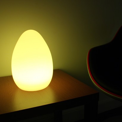 Large Colour Change Egg Mood Light