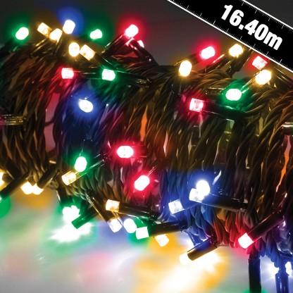 lights indoor string lights 160 led battery operated timer. Black Bedroom Furniture Sets. Home Design Ideas
