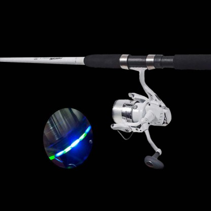 Light up fishing rod for Light fishing rods