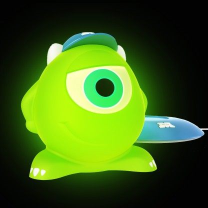 Philips Disney Monsters Inc Mike Led Softpal