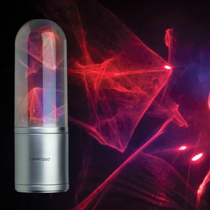 Laserpod galaxy laser mood light for Galaxy wand laser