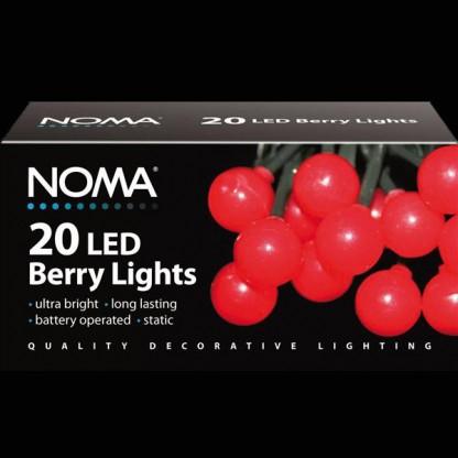 Noma String Lights Led : Noma 20 LED Berry Lights