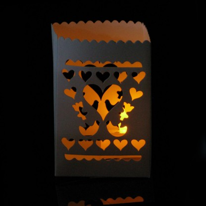 LED Candle Bags (6 Pack)