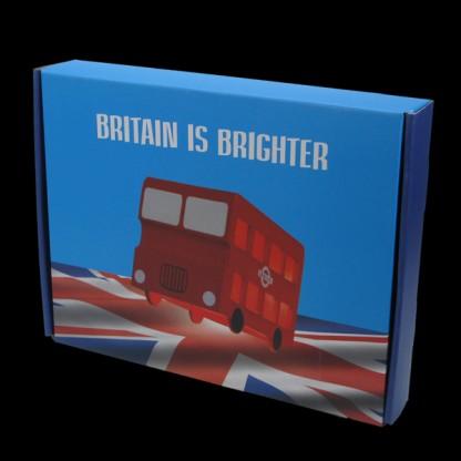 British Red London Bus String Lights