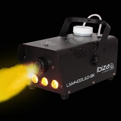 fog machine with lights
