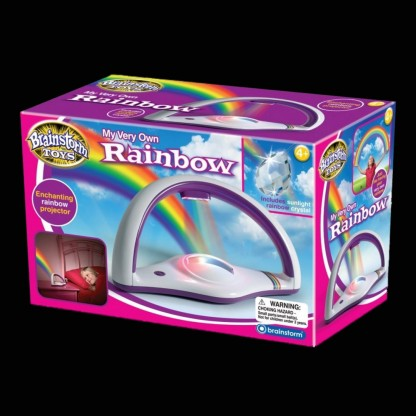 Led Rainbow Projector Night Light