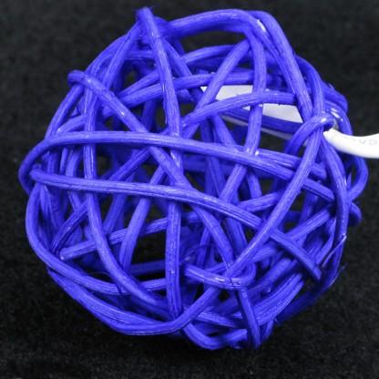 Purple Rattan Stringlights - Indoor String Lights - String Lights - Home Lighting