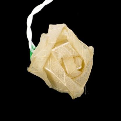 Bodhi Leaf Rose String Lights