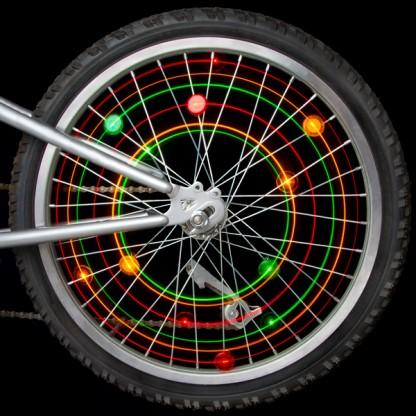 See Ems Spoke Lite Bike Wheel Lights