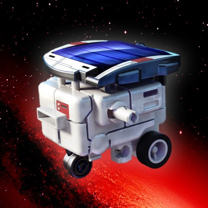solar powered space station - photo #34