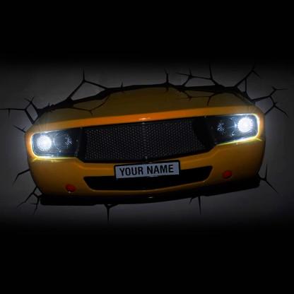 3D FX Car Decoration Light
