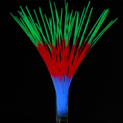 Glow sticks table decoration for Decoration sticks