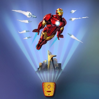 Wild Walls Iron Man