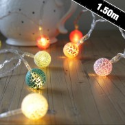 10 Lava Effect String Lights