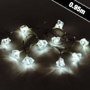 10 LED Diamond Lights