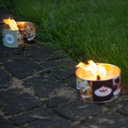 12 Hour Citronella Candle Tin (FF188)