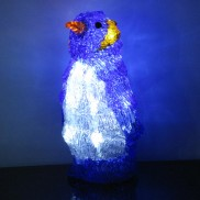 16 LED Battery Operated Penguin