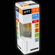 2W Candle Filament Bulb E14