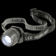 3 LED Mini Headlight