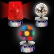 Set of 3 Mini Disco Lights