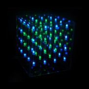 3D Artshow LED Light Cube