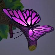 3D FX Butterfly Deco Light Pink