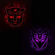3D FX Transformer Shields