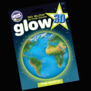 Glow In The Dark - 3d Planets