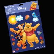 3d Glow Winnie The Pooh