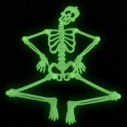 3ft Glow in the Dark Skeleton