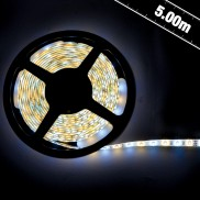5M Dual Warm & Cool White LED Tape (153.739)
