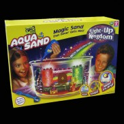 Light Up Aqua Sand