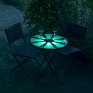 Aruba Solar Bistro Set