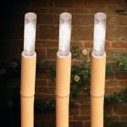 Bamboo Solar Lights (3 Pack)
