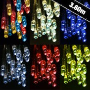 35 Battery Operated Flashing LED Lights