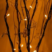 Beaded Branch Lights