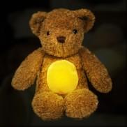 Beating Heart Glow Cuddles Plush