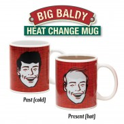 Big Baldy Heat Change Mug