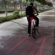 Bike Tramline Laser