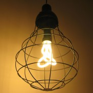 Shown with Plumen Bulb (not included)