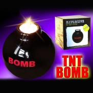Bomb Tealight Holder