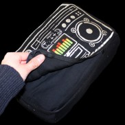 Boombox MP3 Speaker Cushion
