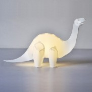 Brachiosaurus Battery Operated Dinosaur Lamp (19892)