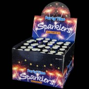 Bumper Box of Partytime 10cm Sparklers