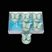 Butterfly T-lights (6 Pack)