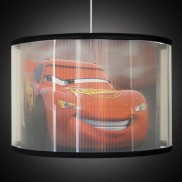 Cars Motion Pendant Lampshade