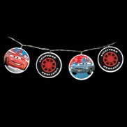 Cars 2 String Lights