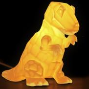 3D Ceramic Lamp Dinosaur