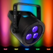 Chauvet DJ Hex3 IRC RGBAW and UV Slimpar